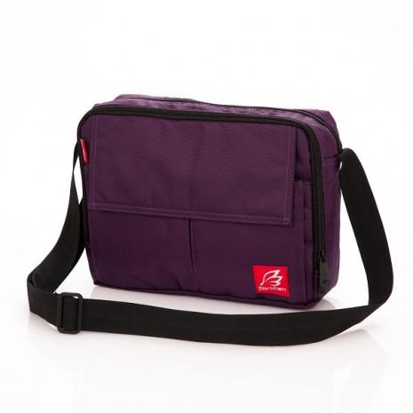 PORTMAN 雙層萬用隨身包(深紫) PM11303