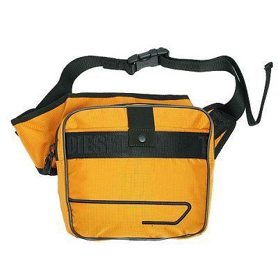 DIESEL↘ 4折含運經典系列腰包(橘色)