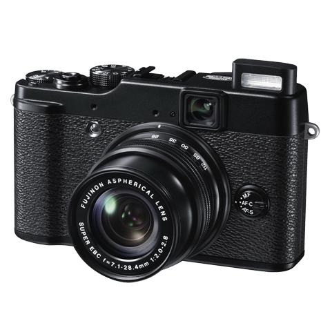 FUJIFILM Finepix  X10復古新經典類單眼相機(公司貨)