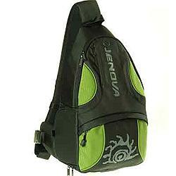 吉尼佛 JENOVA 休閒式數位專業Wind追風系列背包~Wind 25-綠