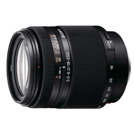 SONY DT 18-250mm F3.5-6.3 望遠變焦鏡(公司貨)
