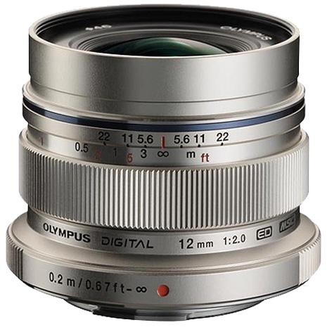 OLYMPUS EW-M1220 / M.ZUIKO 12mm F2.0 定焦鏡(平行輸入)