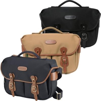 白金漢 Billingham Hadley Pro Bag 相機側背包-(共3色)綠色斜紋材質/褐色