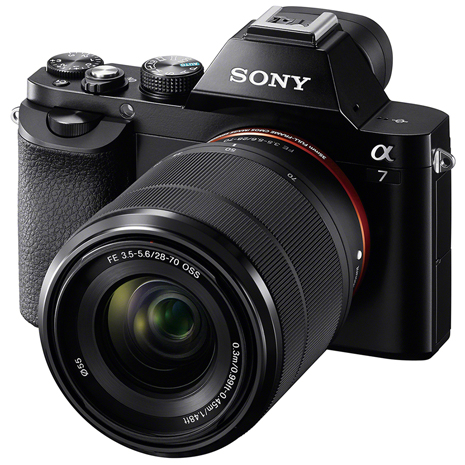 SONY A7 + E 28-70mm 變焦鏡組(公司貨)