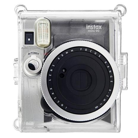 For FUJIFILM mini 90 拍立得專用 水晶保護殼 透明