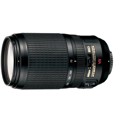 Nikon AF-S VR 70-300mm F4.5-5.6G IF-ED變焦鏡(平行輸入)