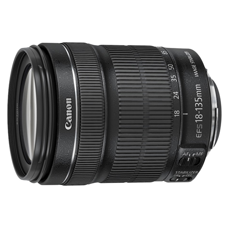 Canon EF-S 18-135mm F3.5-5.6 IS STM 標準變焦鏡(公司貨)