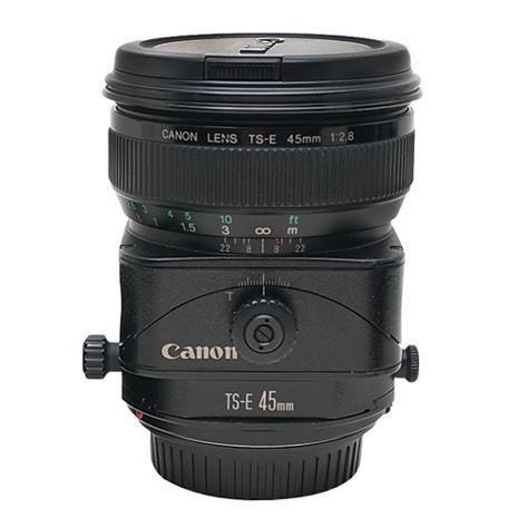 Canon TS-E 45mm f/2.8 移軸鏡頭(公司貨)