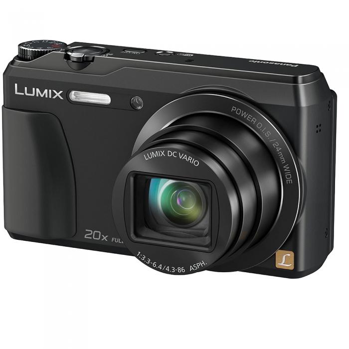 Panasonic ZS35 20倍變焦Wi-Fi類單眼相機(公司貨)_黑色