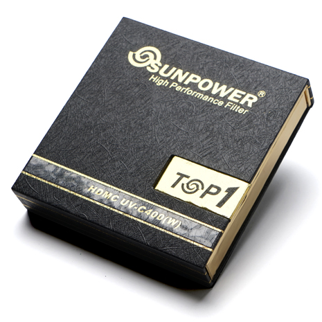 SUNPOWER TOP1 UV-C400 Filter 專業保護濾鏡/95mm