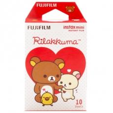 FUJIFILM mini 拉拉熊~愛心款 拍立得底片^(3盒裝^)