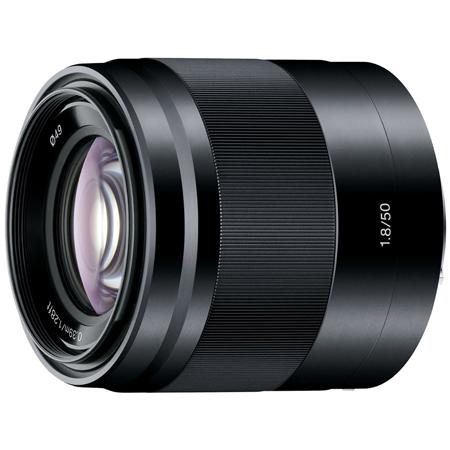 SONY E 50mm F1.8 OSS E接環專用望遠定焦鏡頭(公司貨/黑色) -送SUNPOWER 濾鏡+環保清潔液