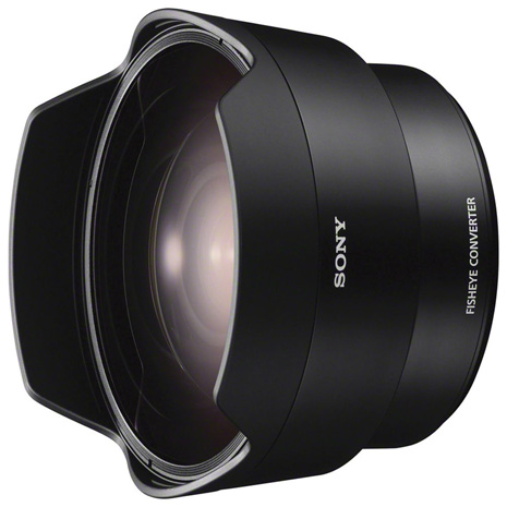 SONY SEL057FEC Fish-eye Converter 魚眼轉接鏡(公司貨)