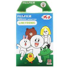 FUJIFILM mini LINE JOYFUL 好友篇 拍立得底片 3盒裝
