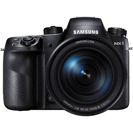 (公司貨)SAMSUNG NX1+16-50mm 變焦鏡組-送原廠背帶