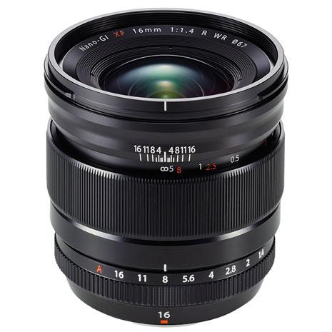 (公司貨)FUJIFILM XF 16mm F1.4 R WR 廣角定焦鏡頭