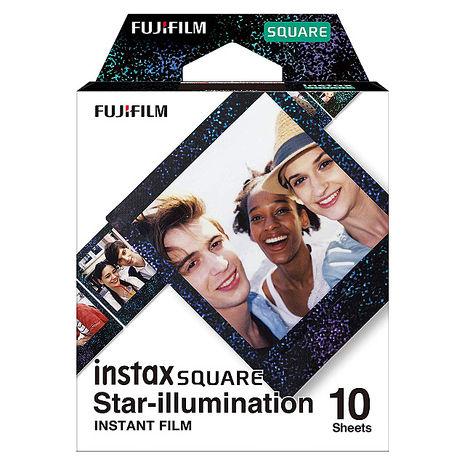 【3盒裝】FUJIFILM instax SQUARE 方形底片(星光/星空)