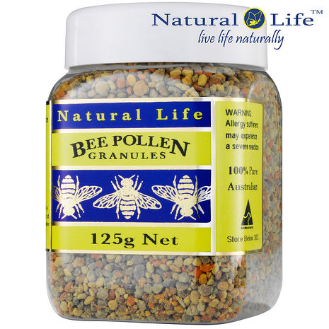 澳洲Natural Life蜂花粉粒(125g)