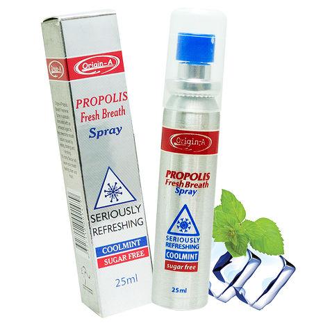 澳洲Origin-A清涼氣息蜂膠噴喉劑(25ml)