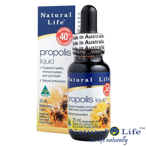 澳洲Natural Life蜂膠液40%(不含酒精)