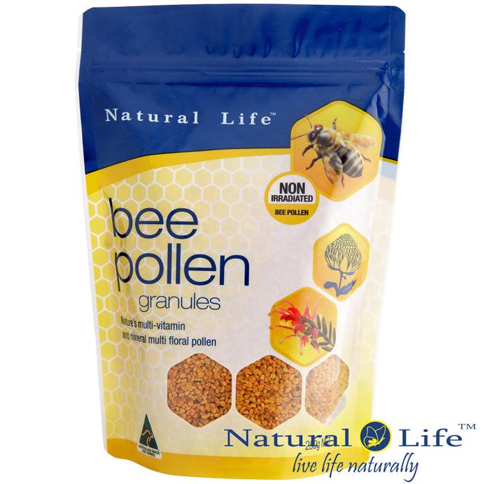 澳洲Natural Life 蜂花粉粒(250g)