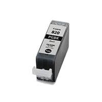 CANON【台灣耗材】全新相容墨水匣 PGI-820BK黑色 適用iP3680/iP4680/MP638/MX868印表機