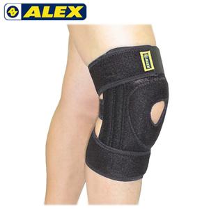 ALEX專業護具 (未滅菌)- ALEX T-24 調整型雙彈簧條膝套