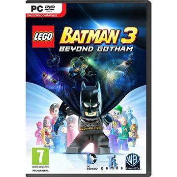 PC 樂高蝙蝠俠 3:飛越高譚市 (英文版)