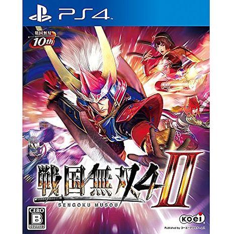 PS4 戰國無雙 4-II (中文版)