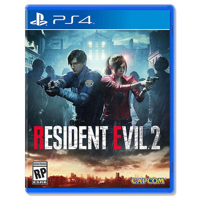 PS4 惡靈古堡 2 中文版