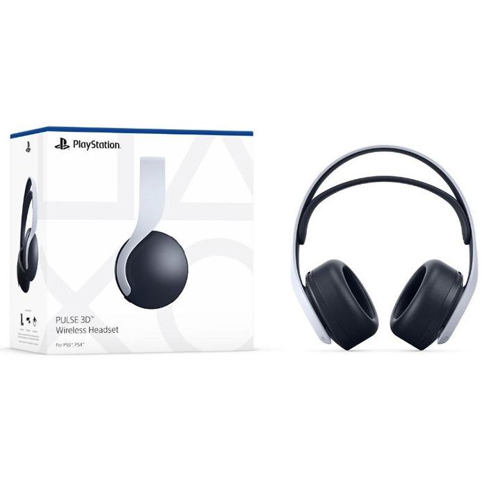 PS5 原廠 PULSE 3D 無線耳機組