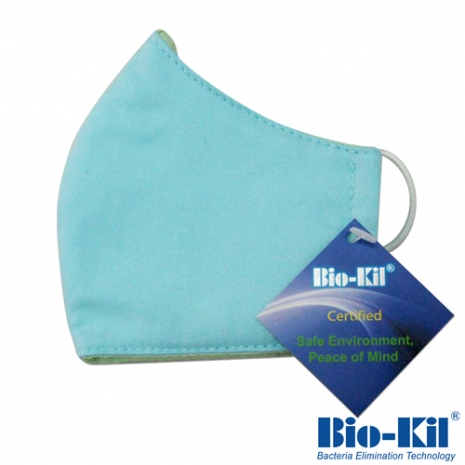 【Bio-Kil】純棉抗菌口罩(S/M/L)