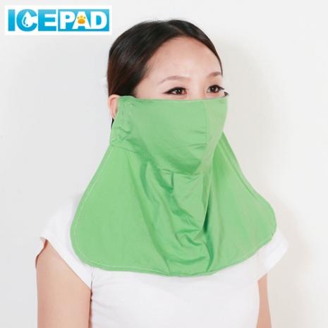 【ICE PAD】激涼感防曬口罩-四色任選