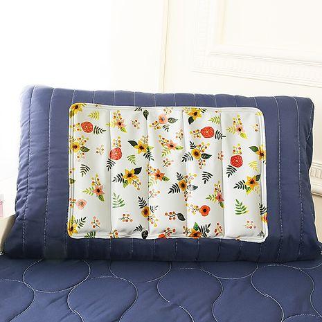 (特賣)CoolCold 雙重強效防蚊激涼冷凝枕墊-1入-芳草香氛