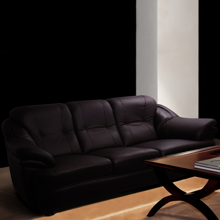 王者天下Nappa半牛皮沙發-3人座-2色-居家日用.傢俱寢具-myfone購物