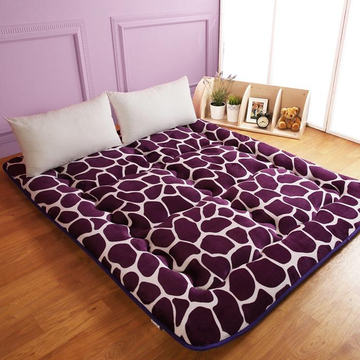【契斯特】八公分超厚實京都日式床墊-雙人5尺-八色可選(特賣)