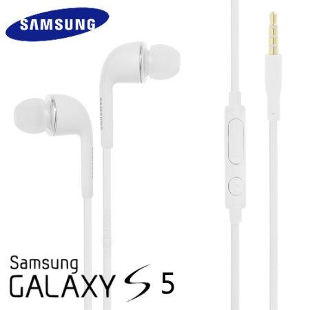 【Samsung原廠】Galaxy S5/i9600 原廠線控耳機(3.5mm) EO-HS3303WE