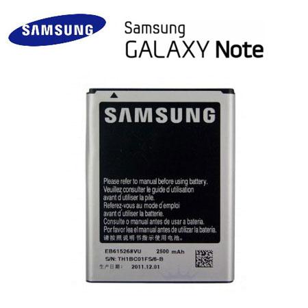 裸裝【三星】SAMSUNG Galaxy Note (N7000) 2500mAh 電池《EB615268VU》-手機平板配件-myfone購物