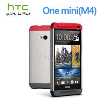 【HTC原廠】One mini (M4) 組合式保護背蓋 (C850)-手機平板配件-myfone購物