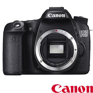 Canon EOS 70D BODY 單機身 (中文平輸)