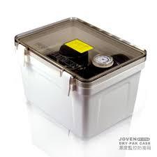 MYDC MT-027A防潮箱 (小-含溼度計) 加送強力乾燥劑(二入)
