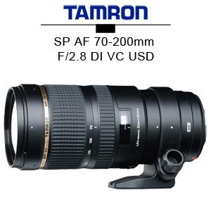 Tamron SP 70-200mm F2.8 Di VC USD (A009) (公司貨)