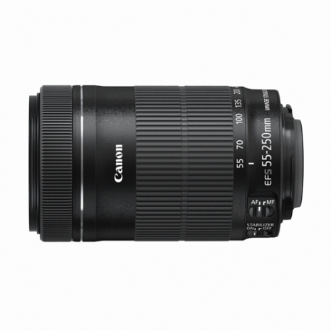 Canon EF-S 55-250mm f/4-5.6 IS STM (平輸貨)