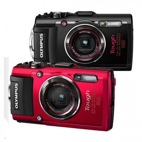 OLYMPUS STYLUS TG-4 防水數位相機 TG4 (公司貨)黑色