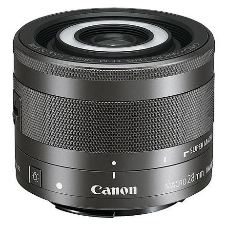 CANON EF-M 28mm F3.5 MACRO IS STM (公司貨)
