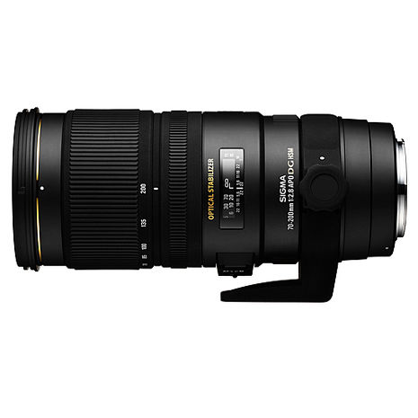 SIGMA 70-200mm F2.8 APO EX DG OS HSM (公司貨)FOR NIKON
