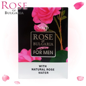 Biofresh Rose 玫瑰 男仕皂 二入組