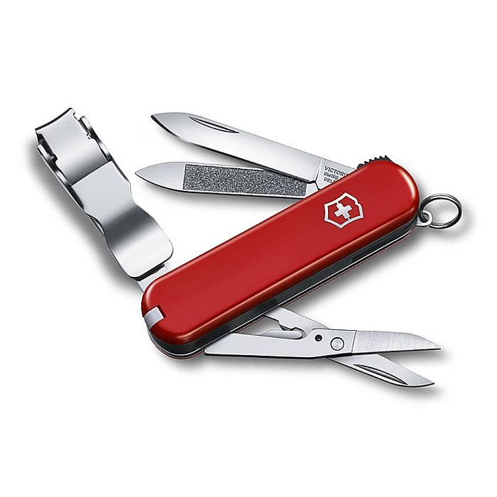 VICTORINOX 瑞士維氏迷你8用指甲剪瑞士刀