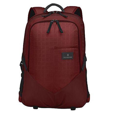 VICTORINOX 瑞士維氏Altmont 3.0 17吋豪華型電腦後背包-黑/紅  兩色任選