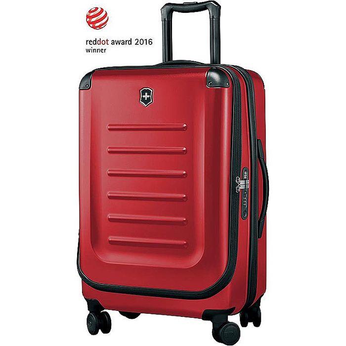 VICTORINOX 瑞士維氏Spectra 2.0輕量硬殼可擴充27吋行李箱-紅/藍/黑  三色任選